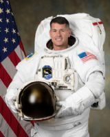 NASA Astronaut Robert Kimbrough